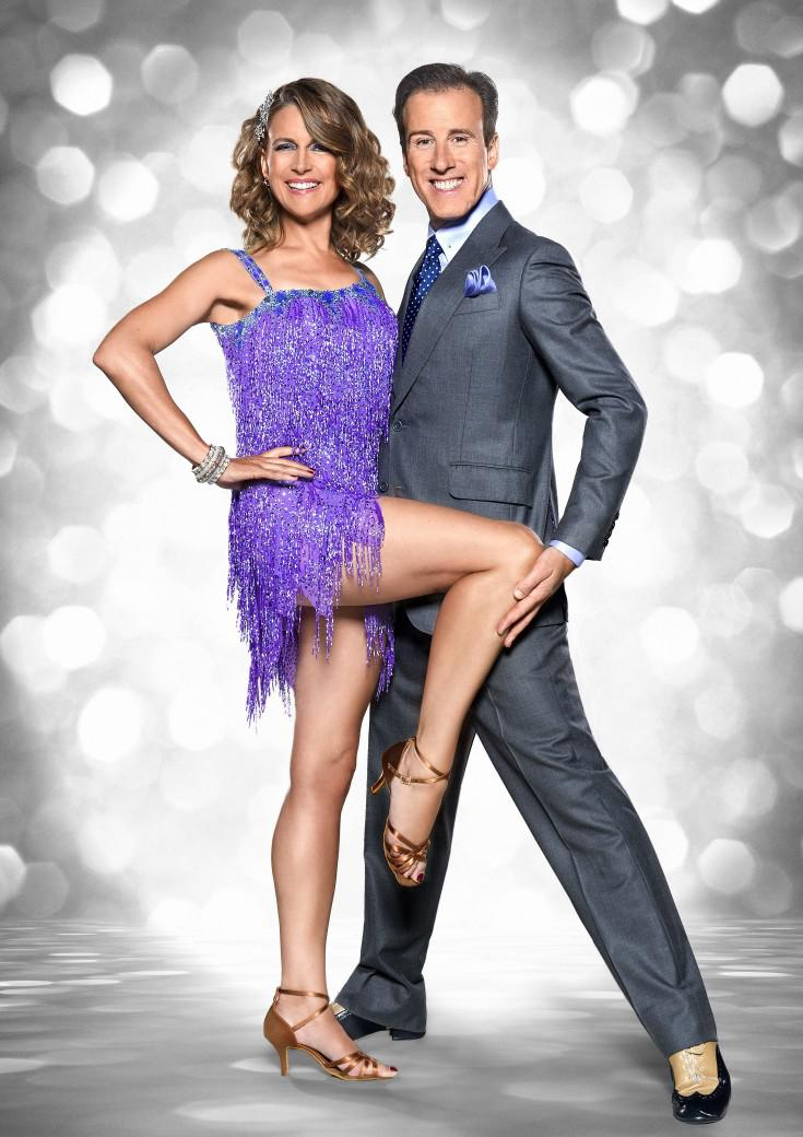 Katie Derham will be back for the 2017 Christmas special