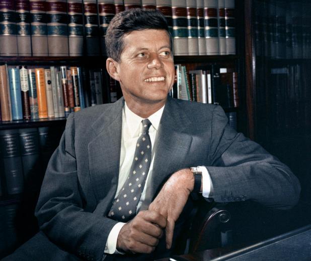 John F Kennedy was killed in Dallas in 1963