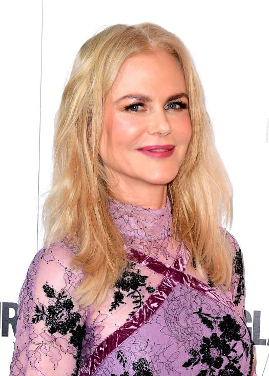 Hollywood actress Nicole Kidman will be on the sofa