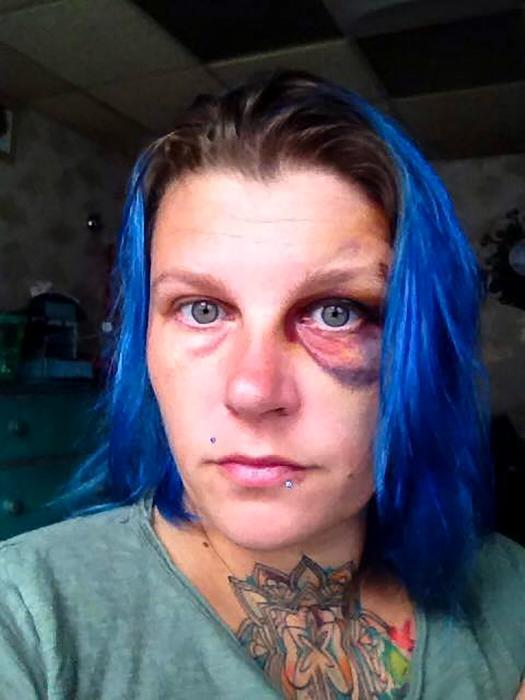 Carer Amanda afirma que fue drogada durante una visita a la Revolución en Southend-on-Sea