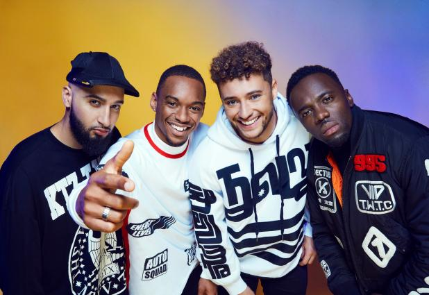 Rak-su will be fighting for their place with their performance
