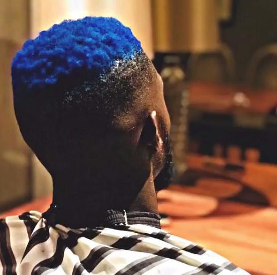 Blue is finally the colour for Tiemoue Bakayoko - two weeks after his promise