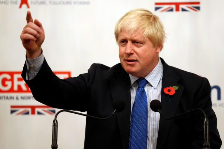 The Foreign Secretary is favourite to be the next Tory PM after Theresa May