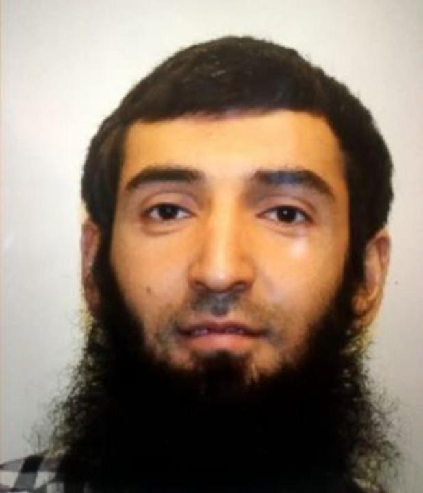 Sayfullo Saipov, 29, has been named as the suspect who mowed down and killed cyclists on a New York bike path