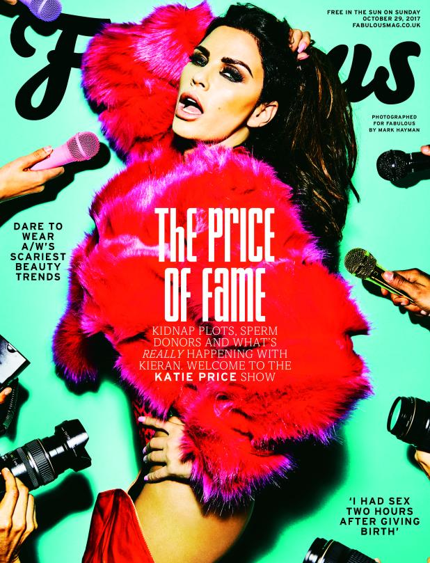 Keep your eyes peeled for our latest cover star Katie Price as she gives the lowdown on her marriage