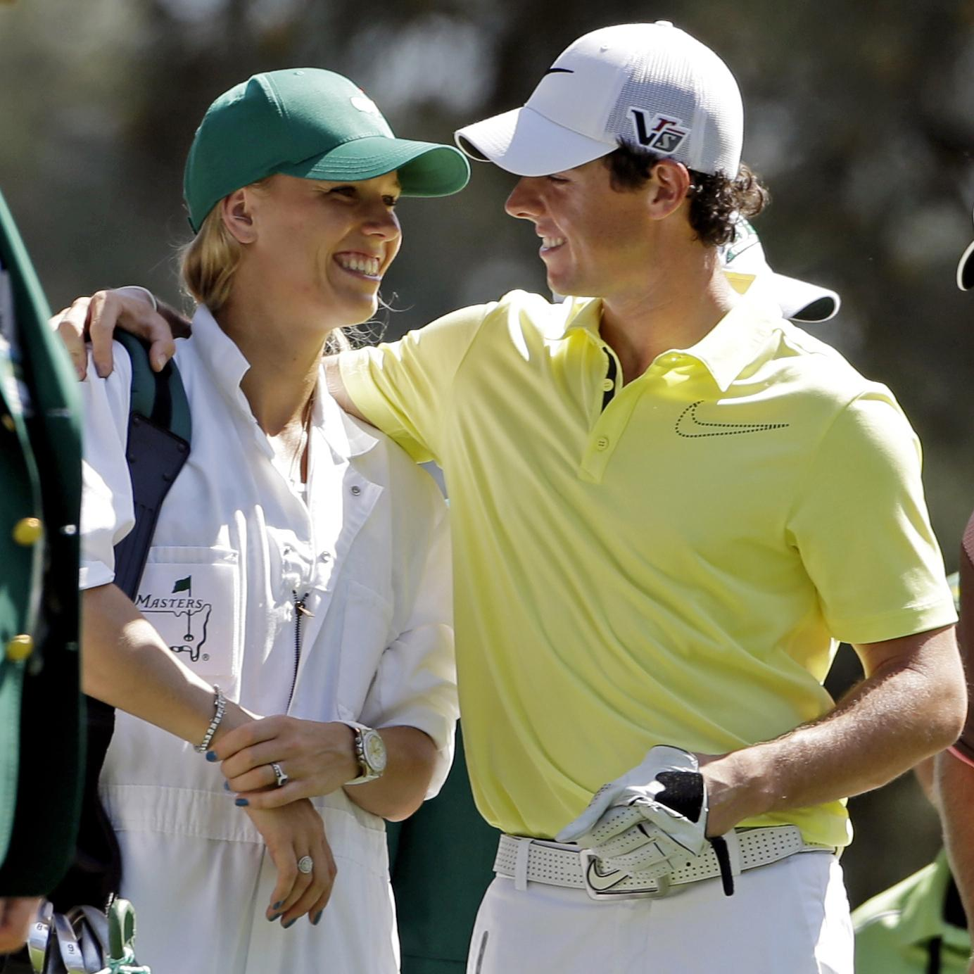 Rory McIlroy called off his engagement to Caroline Wozniacki, saying he wasn't ready