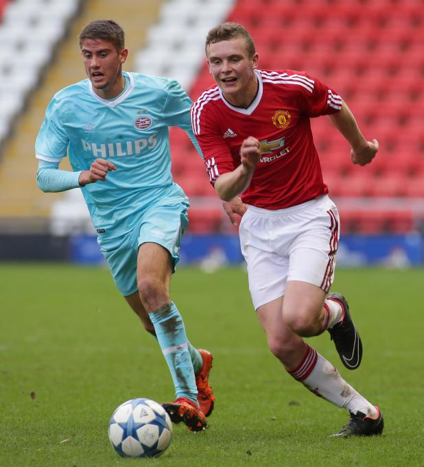 nintchdbpict000310523456 - Manchester United transfer information: Ethan Hamilton and Scott McTominay wanted on short-term deals by Scottish giants Rangers