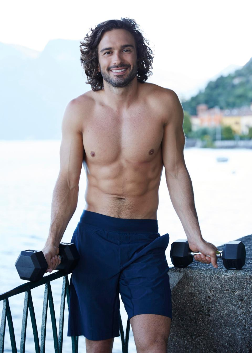 Fitness guru Joe Wicks has two million followers on social media