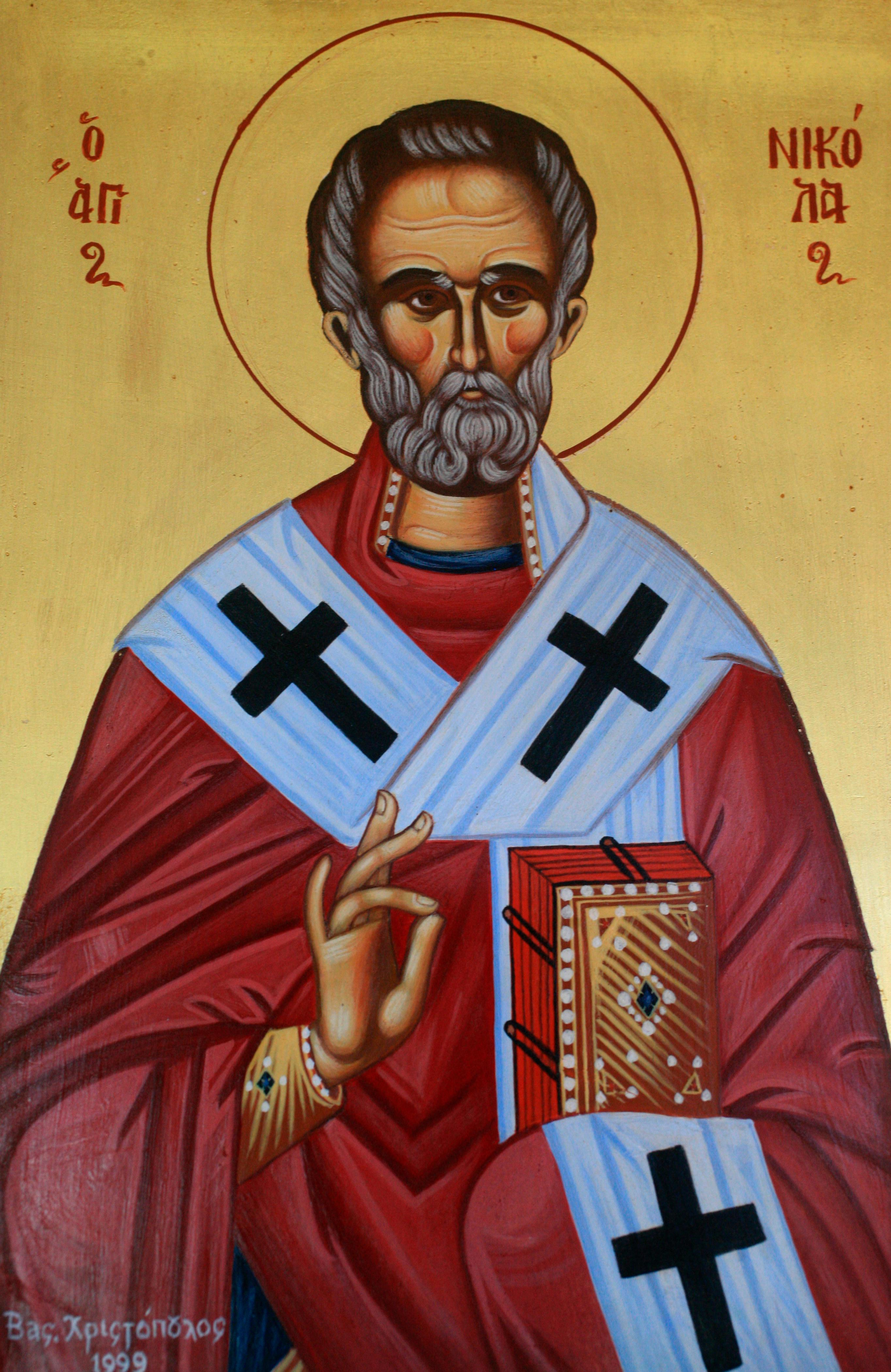 St Nicholas Day 2017 Is TODAY! Who Was The Saint And What Did He Do?