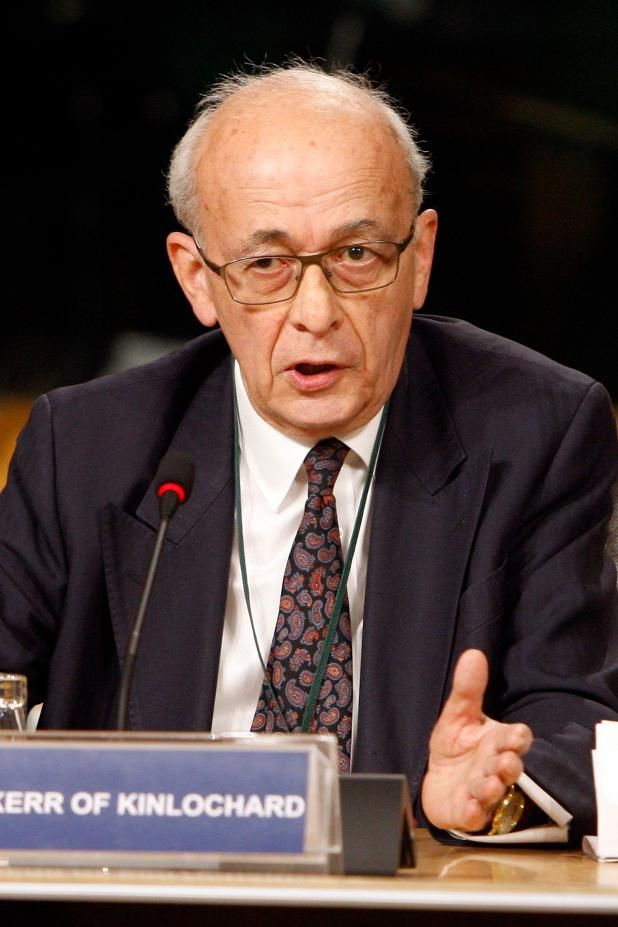Cross-bench pear Lord Kerr believes we can 'change our minds at any stage during the process'