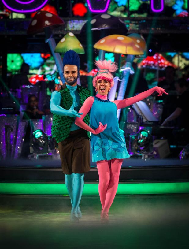 Janette and Aston had continually been on the top of the leaderboard before their week 7 stumble