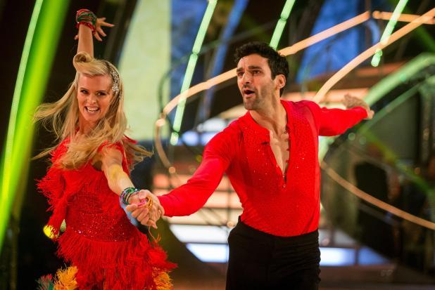 Nadiya Bychkova says their dance didn't seduce the judges