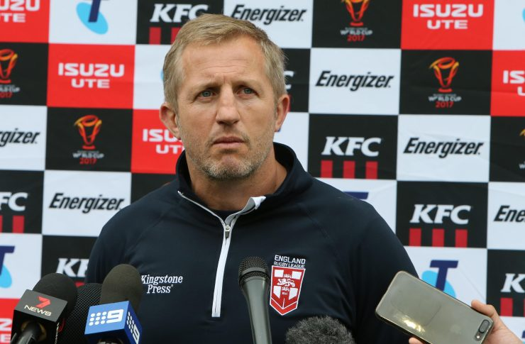Denis Betts says England do not mind who they face after Tonga shook up the World Cup by beating the Kiwis