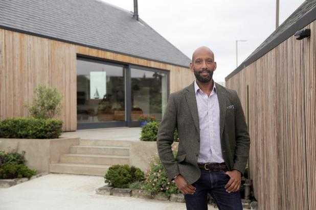 Damion Burrows is an urban designer and Riba judge, who will be co-hosting House Of The Year