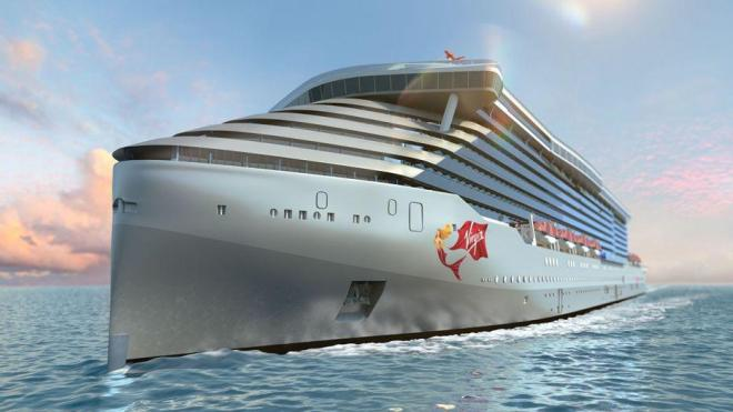 Sir Richard Branson is launching a cruise line modelled on the world's top super yachts called Virgin Voyages