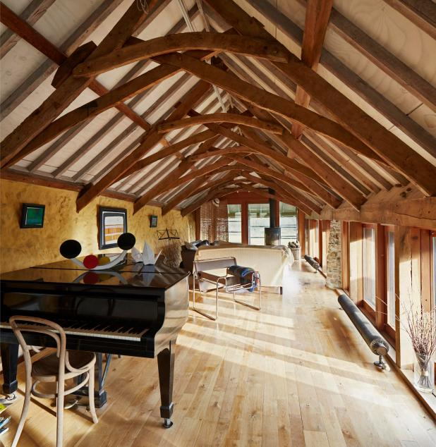 Cob Corner is one of the shortlisted properties for the coveted House Of The Year prize