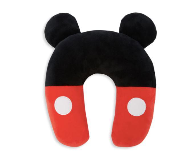 Customers can get cosy on their next flight with this Mickey Mouse travel pillow