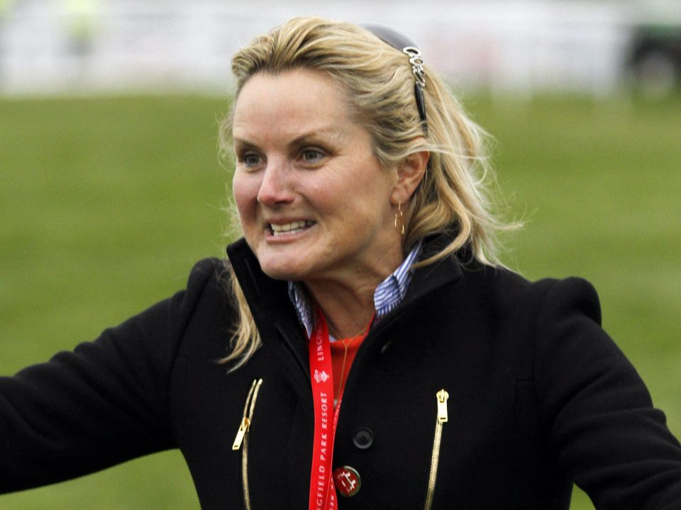 Gay, now 53, has opened up about her horrific experiences in the male-dominated sport