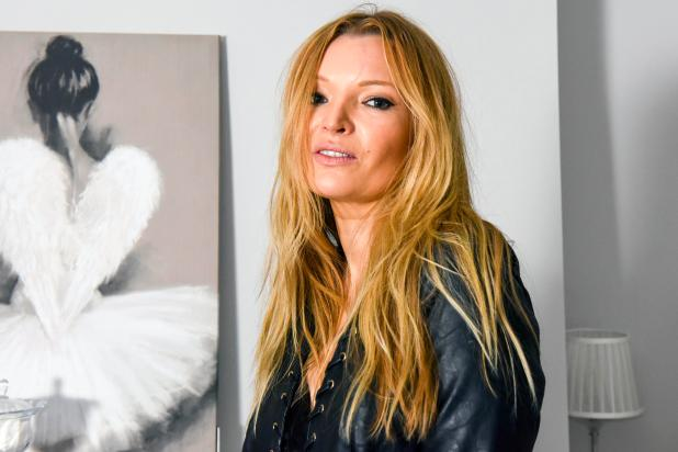 Mum-of-two Denise Ohnona, who says she is constantly mistake for supermodel Kate Moss