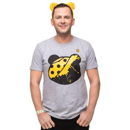 There are an array of items up for grabs in the official Pudsey shop
