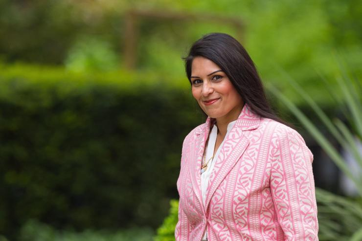 Ms Patel is a state school-educated woman from a hard-working immigrant family in North West London