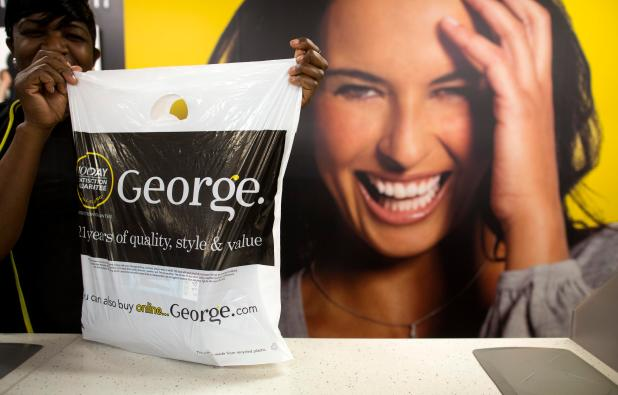 The brand is named after the designer George Davies, who created the brand in 1989