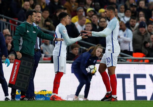 nintchdbpict0003669232921 - England 0 Brazil 0: Three Lions held to another goalless draw as Gareth Southgate's men struggle against Samba stars