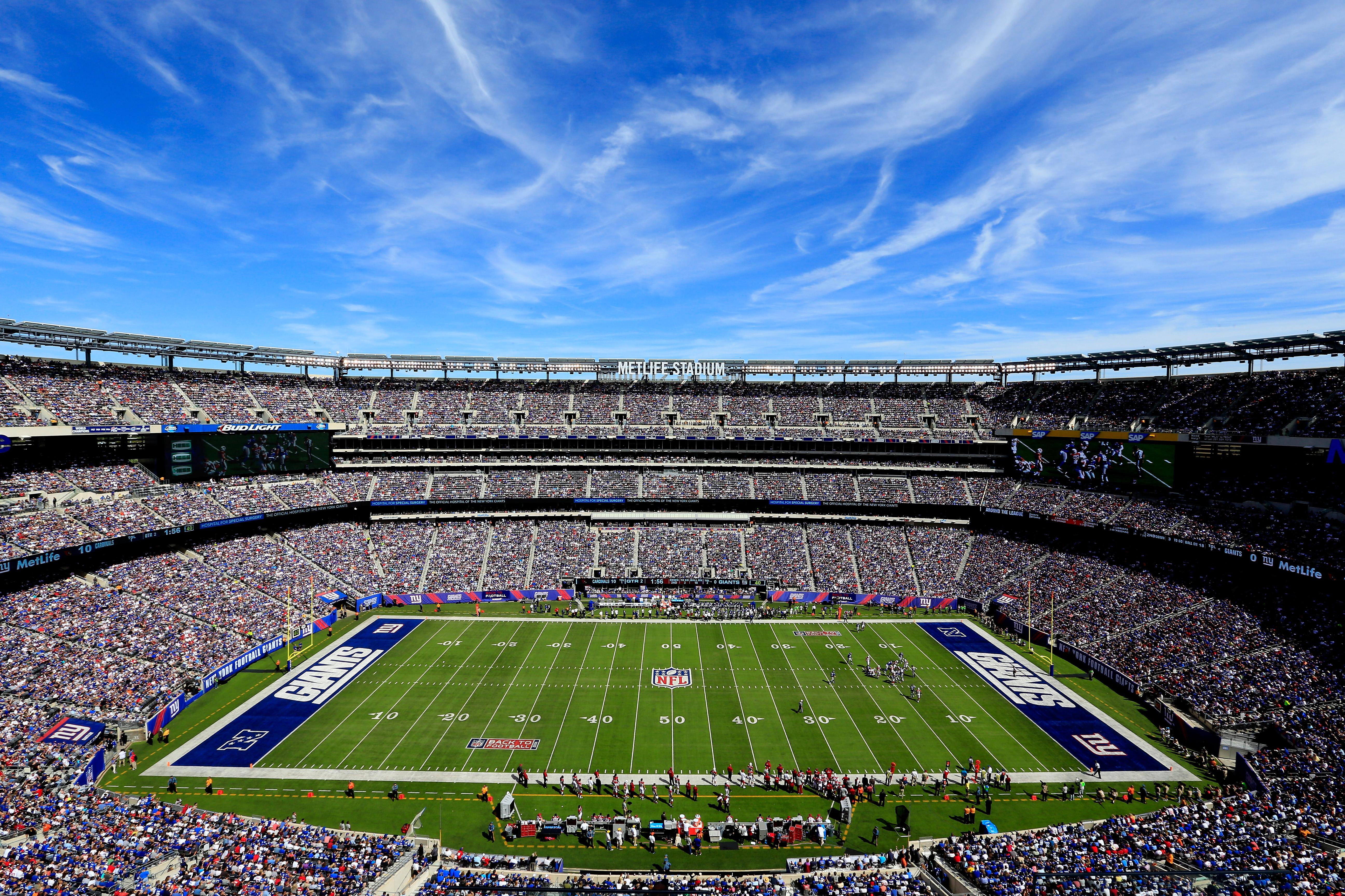 The MetLife Stadium was only very recently eclipsed as the most expensive stadium in the world