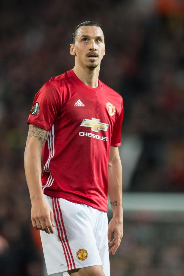 nintchdbpict000367580302 - Manchester United latest information: Jose Mourinho says Romelu Lukaku and Zlatan Ibrahimovic can form devastating duo