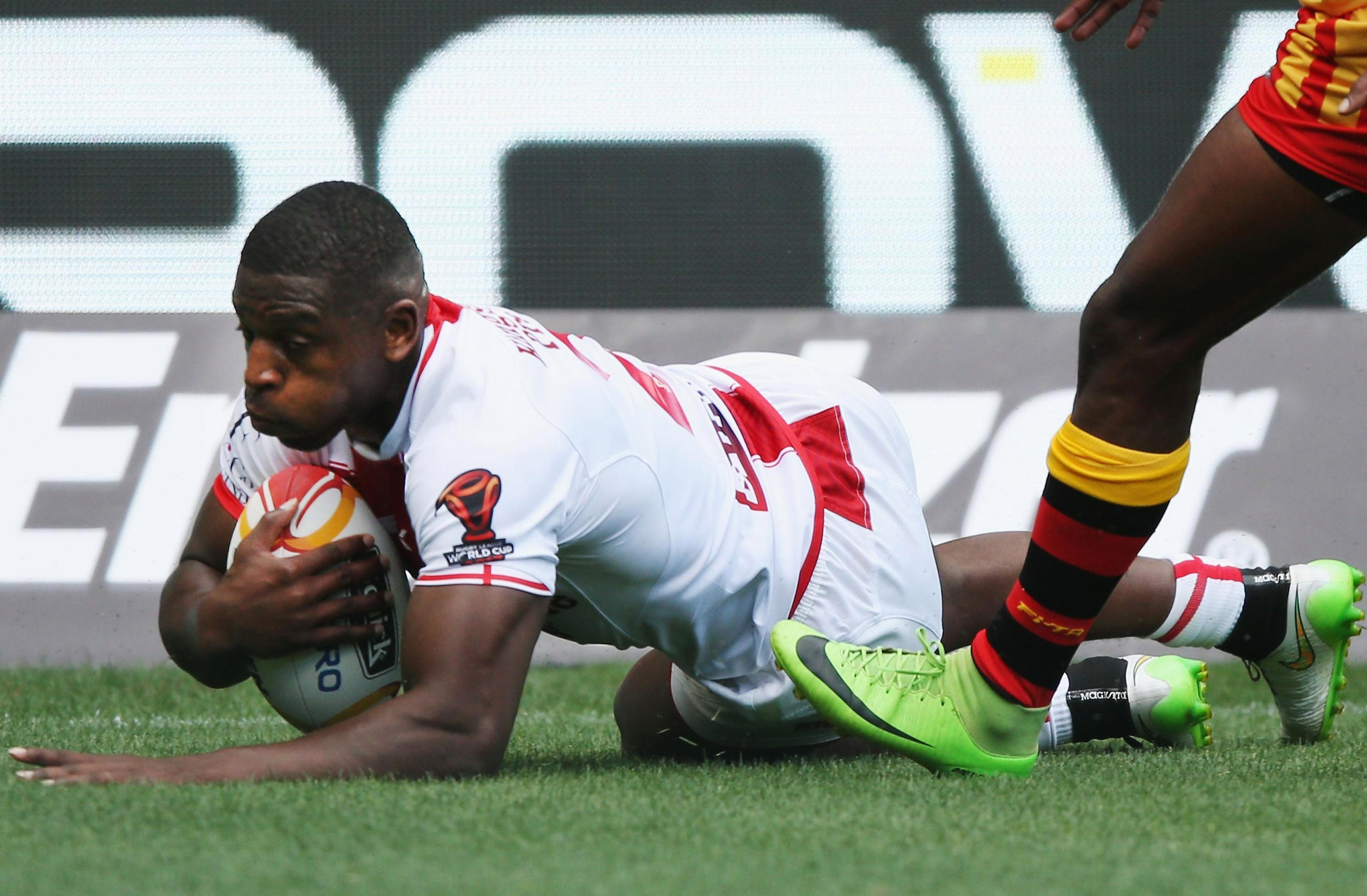 McGillvary will face New Zealand in Denver today