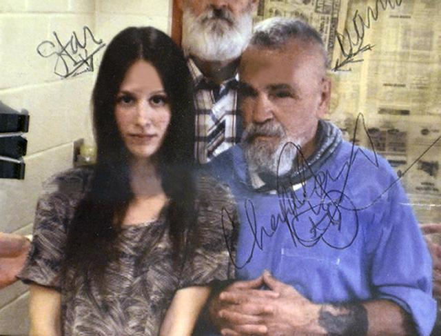 Was Charles Manson Married Who Are Candy Stevens And Rosalie Jean