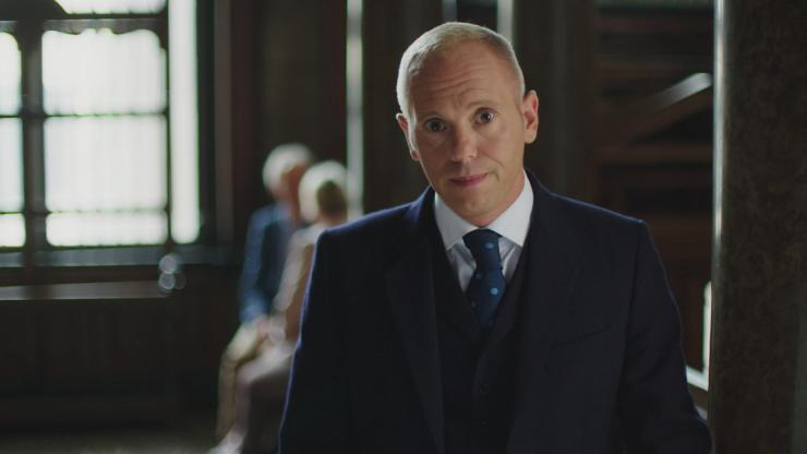 Judge Rinder's Crown Court: It's a juicy, fascinating and thoroughly thought-provoking watch from start to finish