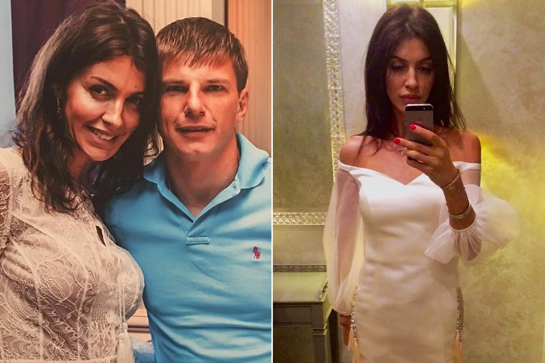 Alisa Kazmina gave Arshavin a second chance 10.11.2017 88