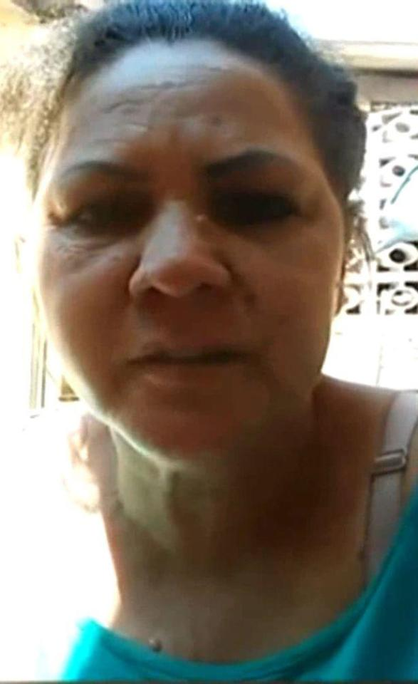 Mum Marisa Padilha, 47, is at her wits end and wants to the medical profession to assist her poor son