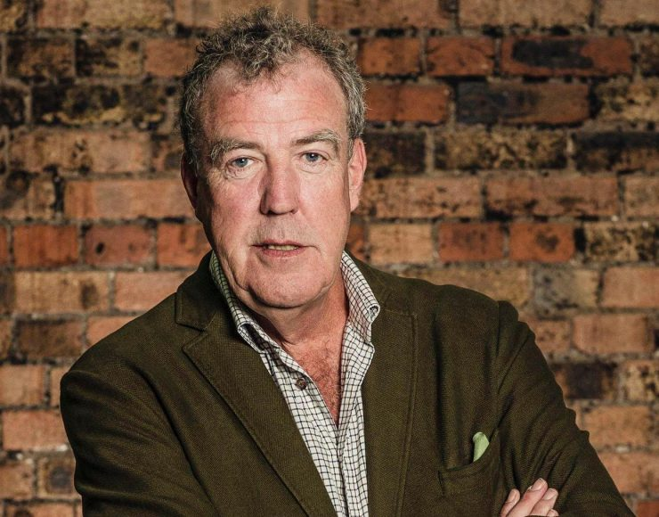 Jeremy Clarkson reveals all on ageing, illness and series two of Grand Tour