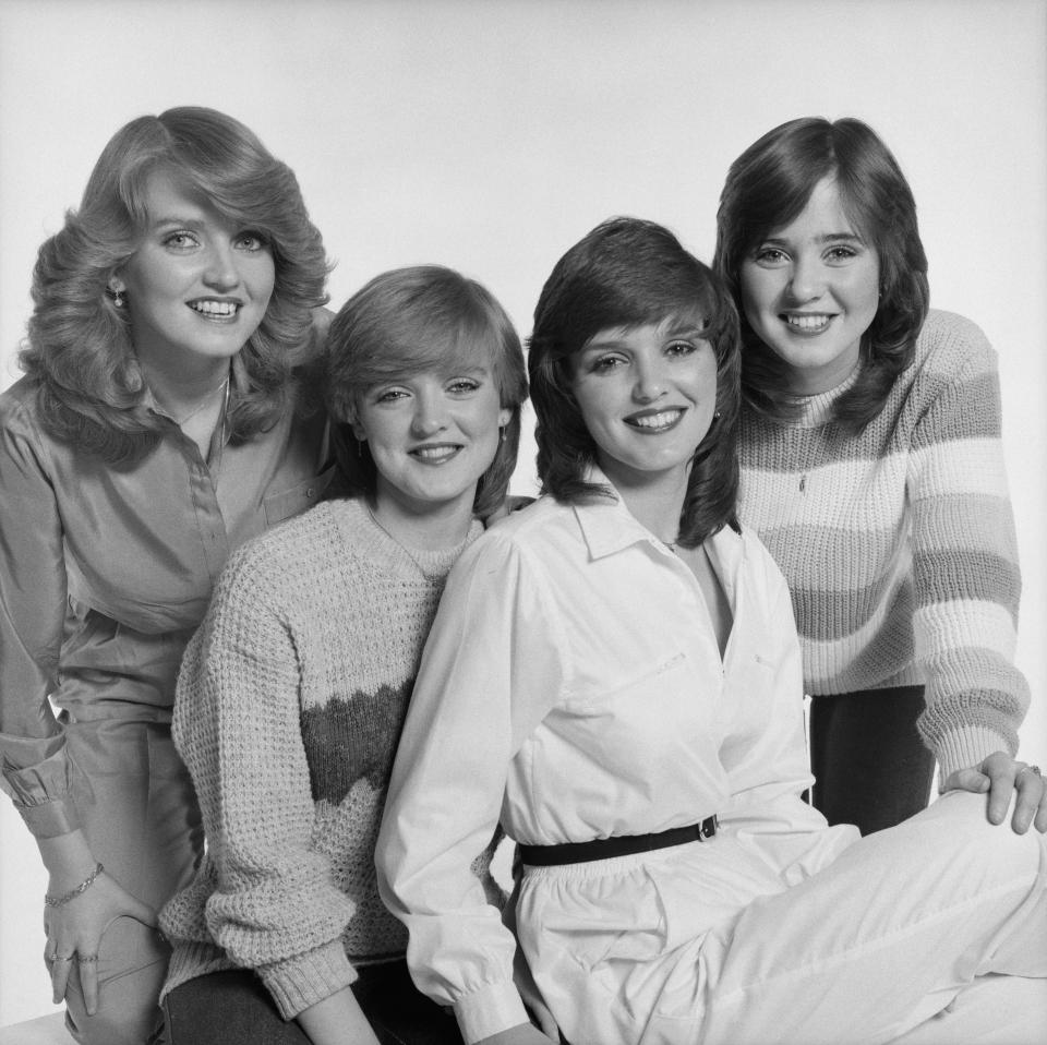 Joe Lewis launched the career of The Nolans handing them their first gig