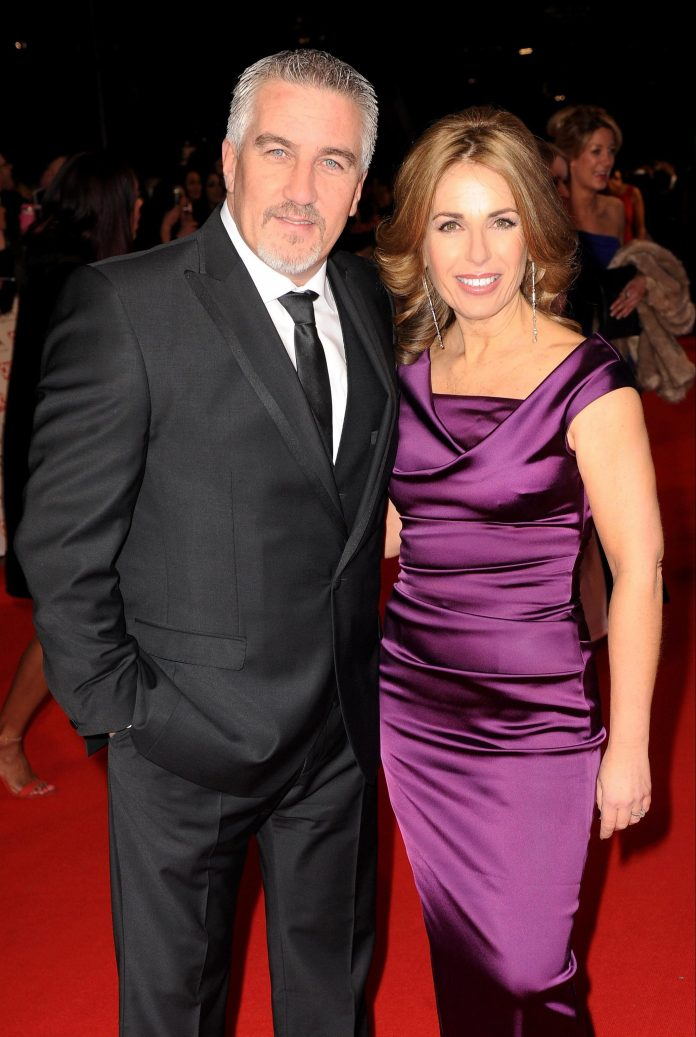 Paul Hollywood's estranged wife, Alexandra, has broken her silence following news that her marriage to the celebrity baker was over