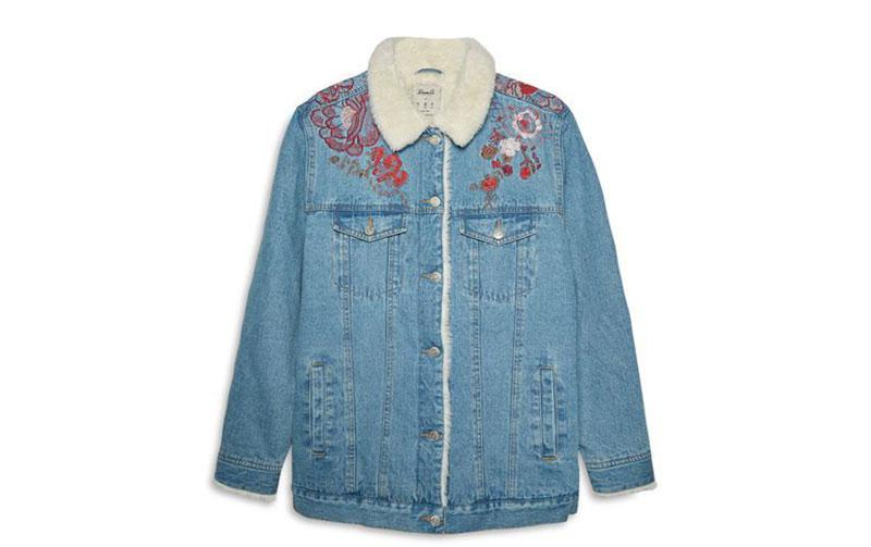35307aa03bd This Primark Denim Jacket Is Similar To A Gucci Design, But It's