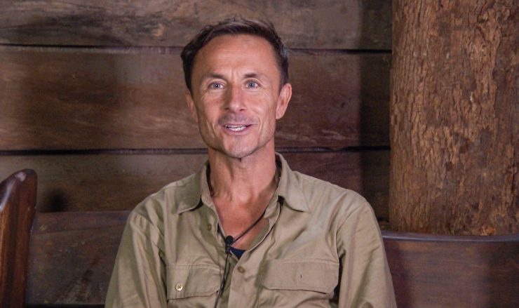 Dennis Wise has been accused of bullying Iain Lee after saying he wasn't good enough to do tonight's Bushtucker Trial
