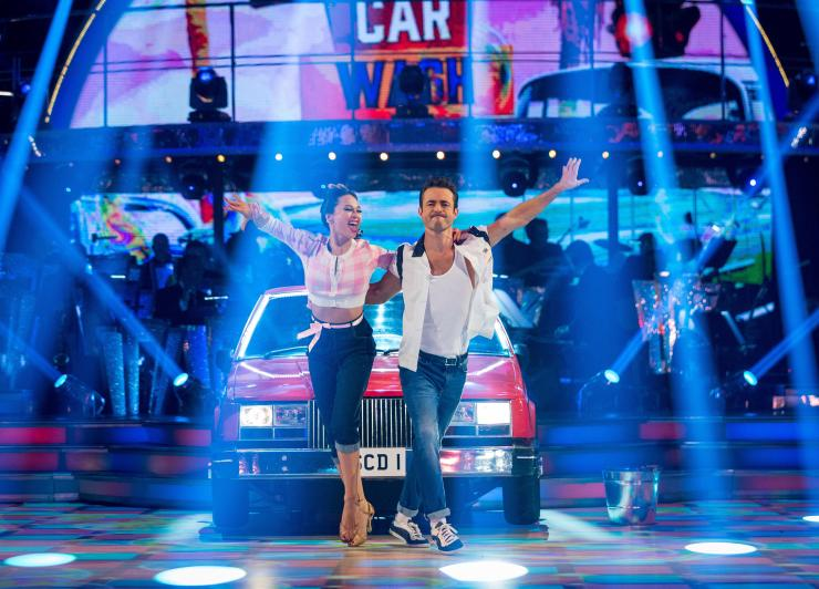 Joe McFadden reveals he had to quit Holby City in order to compete on Strictly