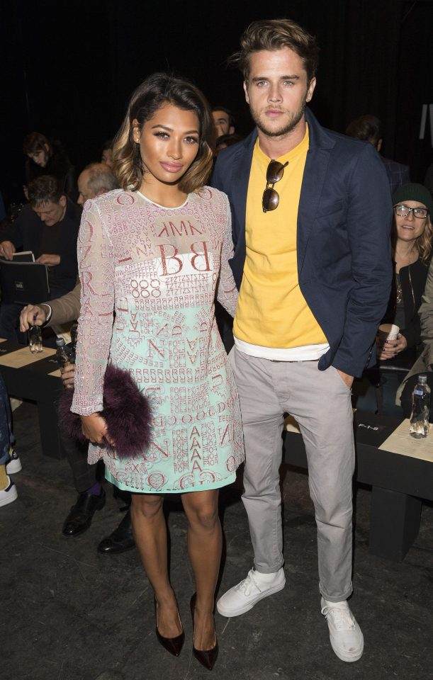 Vanessa White could be taking her ex-boyfriend back after being single for eight months