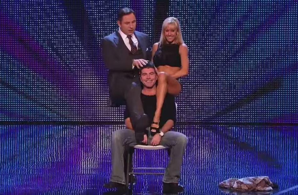 Kerri performed for Cowell and David Walliams during the 2013 series of BGT