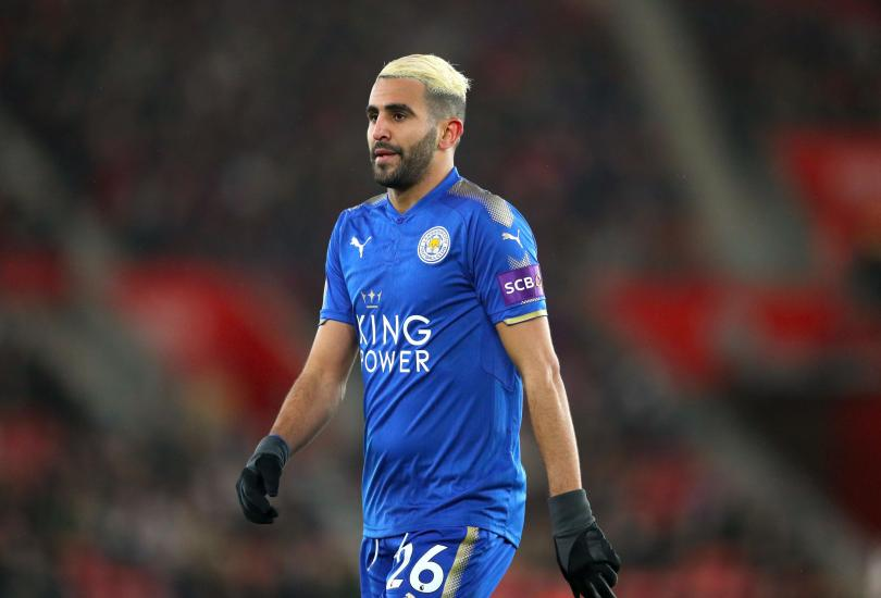 Bilderesultat for mahrez blonde
