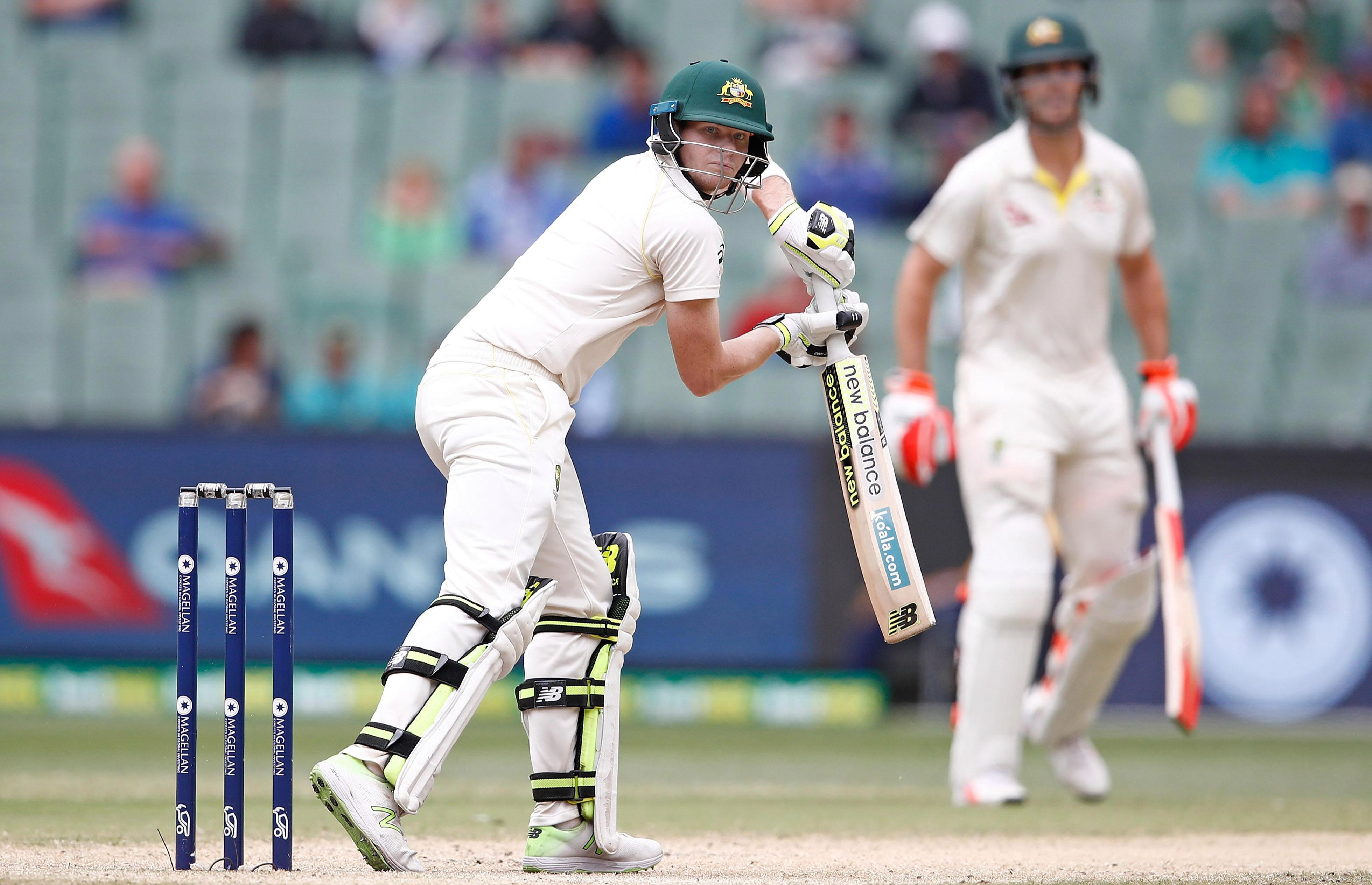 Steve Smith and Mitchell Marsh kept England at bay on day five at the MCG