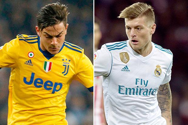 Real Madrid transfer news: Los Blancos 'considering stunning swap ...