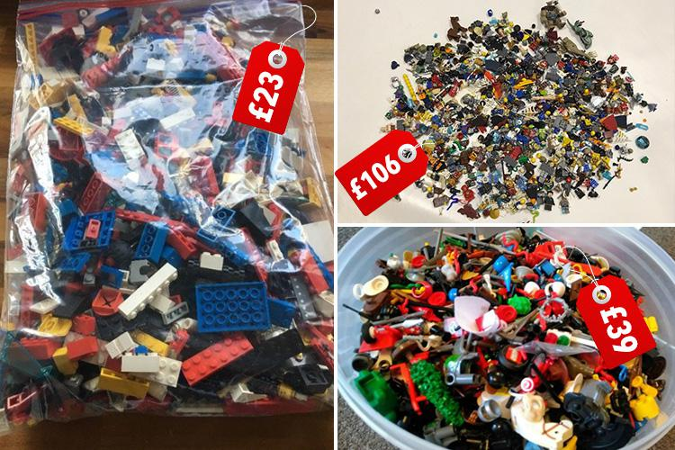 How to make money selling your old Lego   and it doesn t have to be     How to make money selling your old Lego   and it doesn t have to be a  complete set