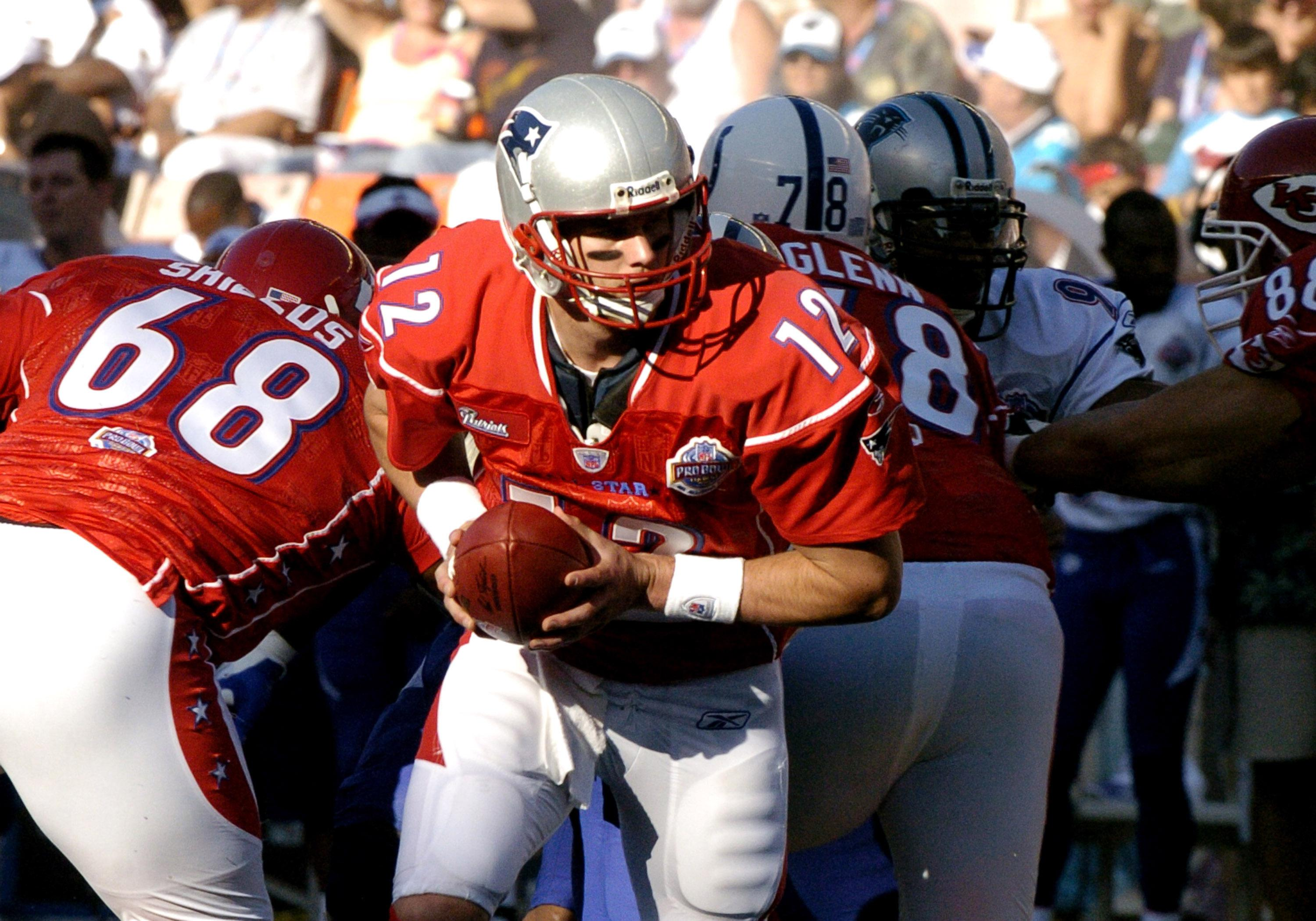 Tom Brady has been selected to his 13th Pro Bowl this season - the exhibition takes place on January 28 in Florida