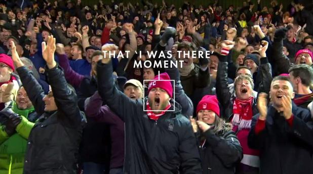 gillette3 - Sensational Eric Lichaj strike that dumped Arsenal out of FA Cup wins Gillette Precision Play of the weekend
