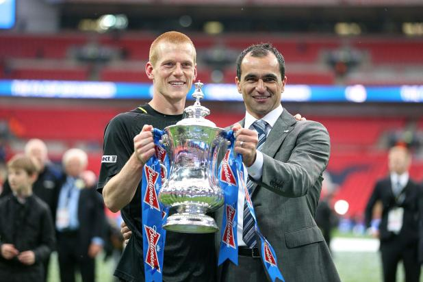 nintchdbpict000018378588 - West Ham boss David Moyes claims Wigan fans would give up FA Cup triumph to be playing Premier League football again