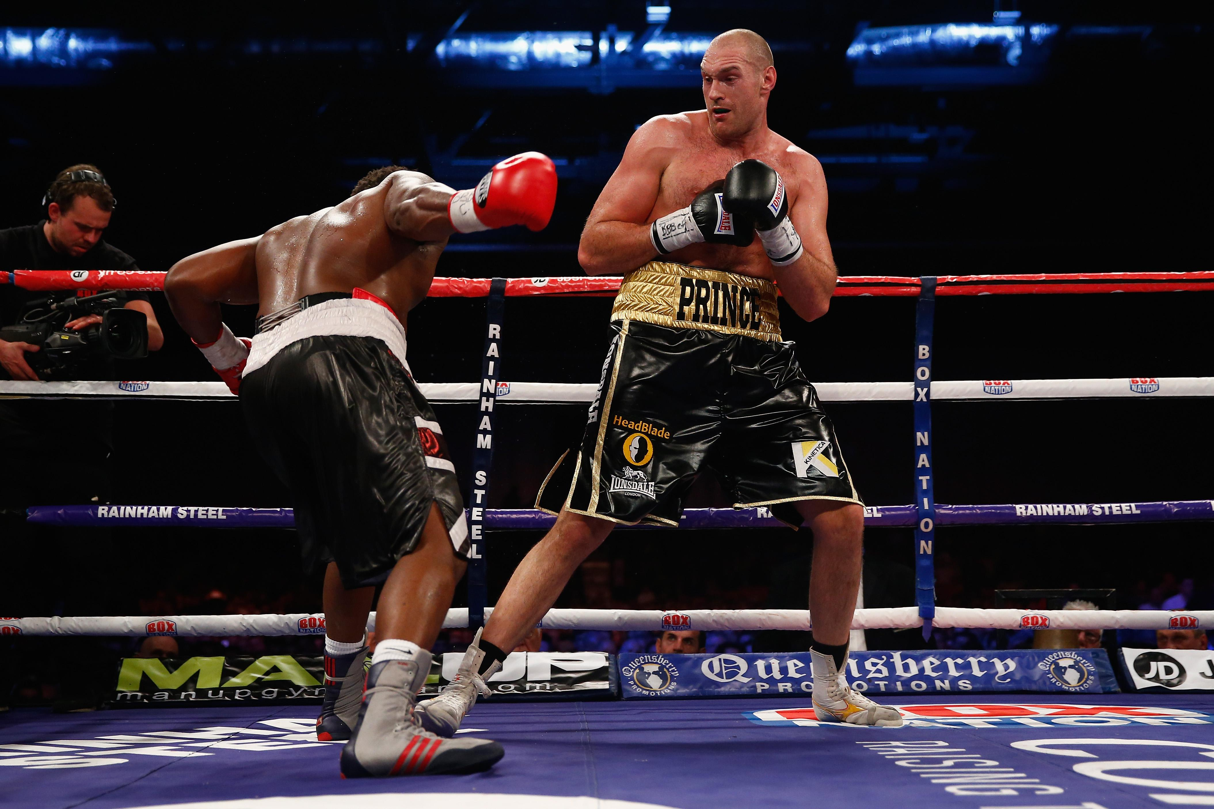 The former world champion is unbeaten in 25 fights since turning professional in 2008